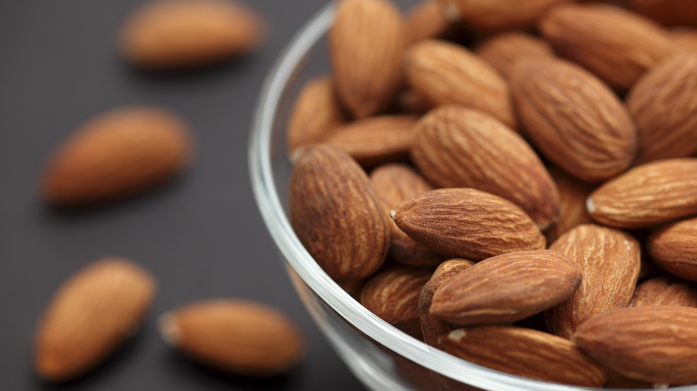 Eat Almonds Everyday
