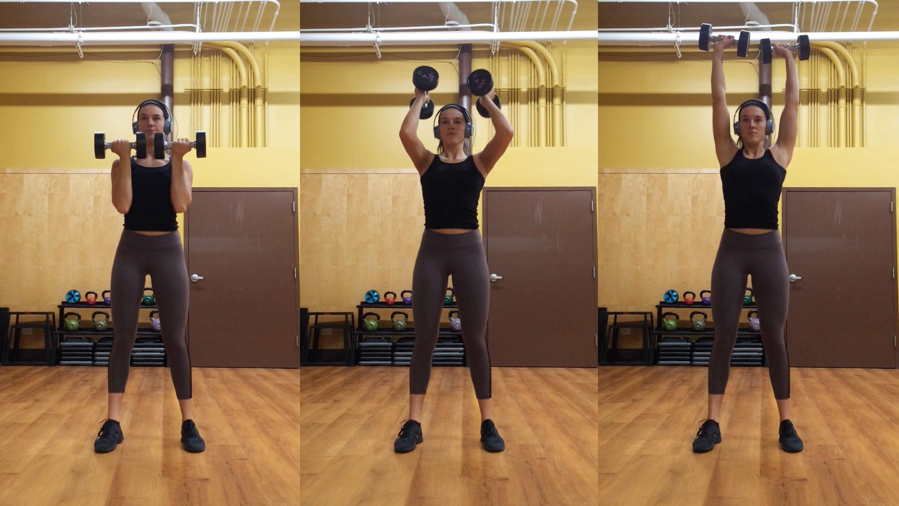 Side deltoid exercises