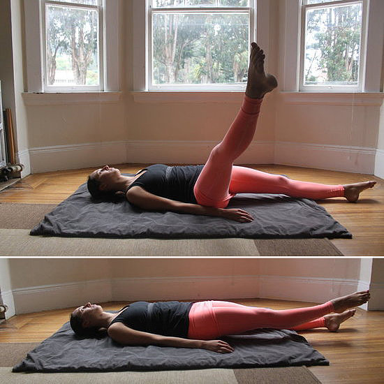 Bikini body workout at home